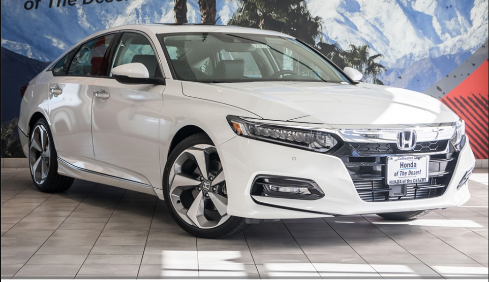 2018 honda accord .