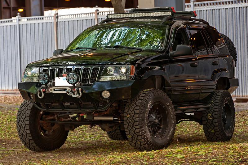 Jeep Cherokee WJ