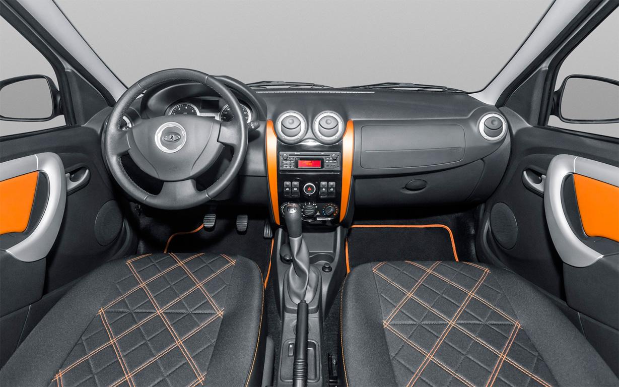 Pribornaya panel Lada Largus - Цвета автомобиля ларгус кросс