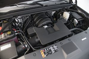 двигатель Шевроле