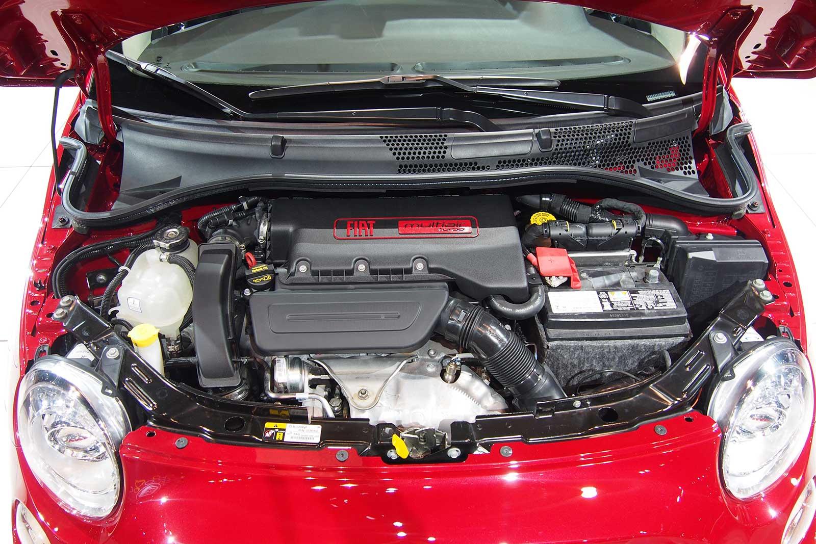 двигатель ф 500