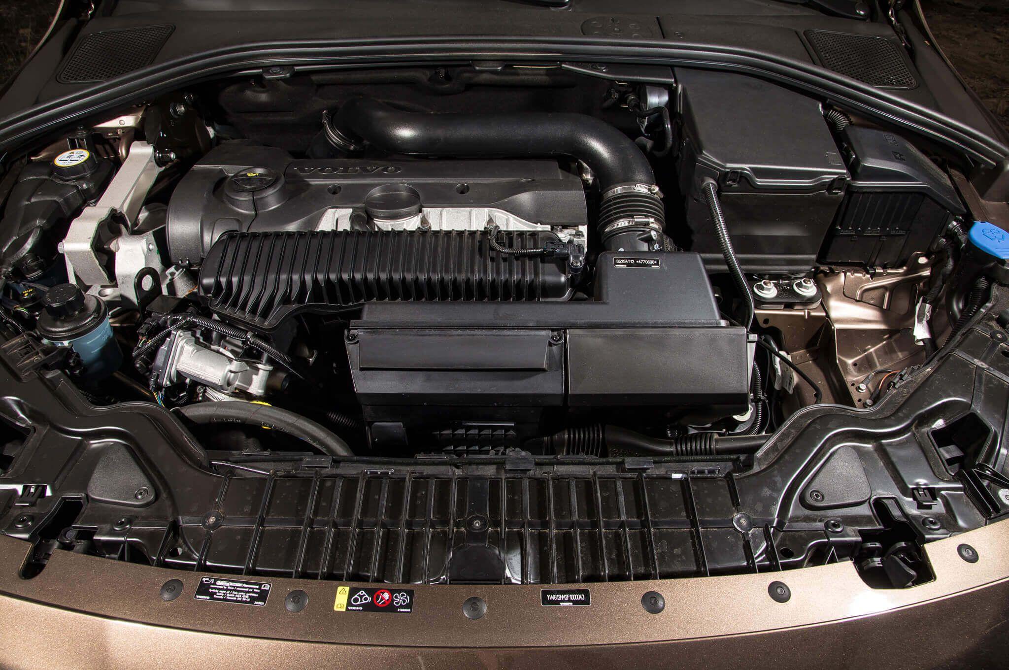 двигатель вольво в 60