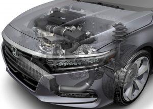 honda accord engine