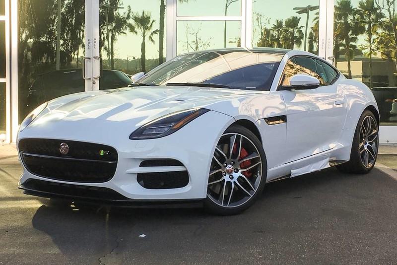 размеры Jaguar F Type