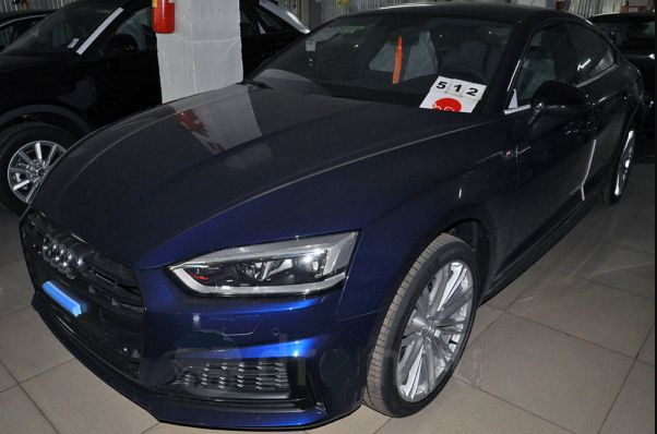 Audi A5 новая