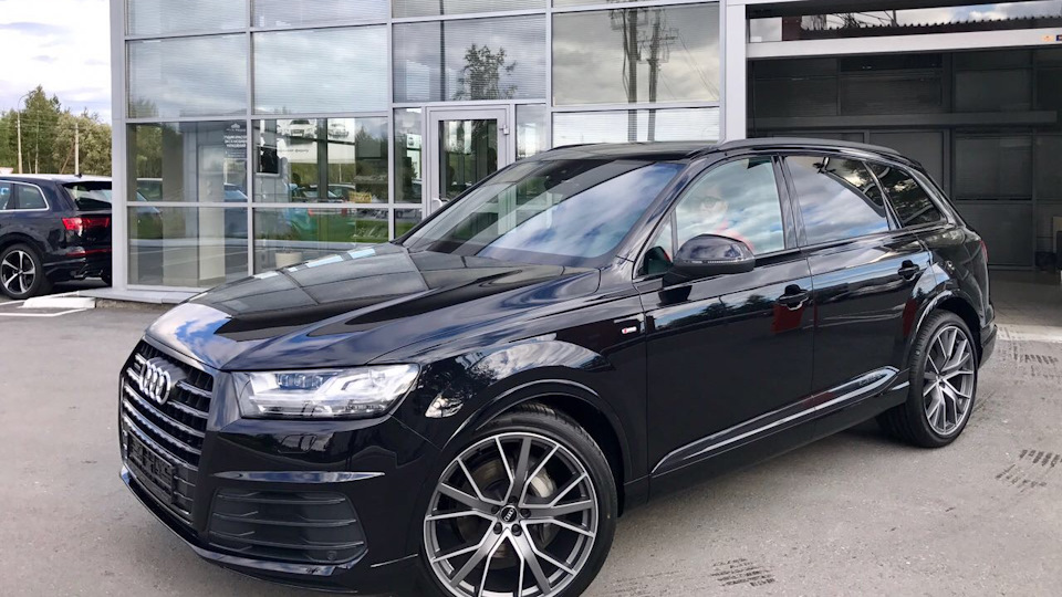 Audi Q7 Bang Olufsen Edition .
