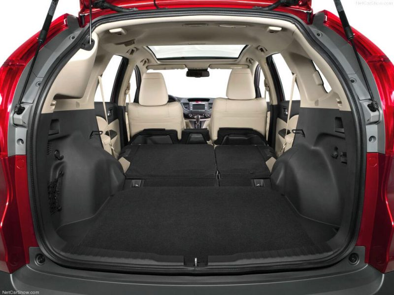 CR V багажник