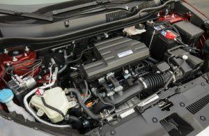 CR V двигатель