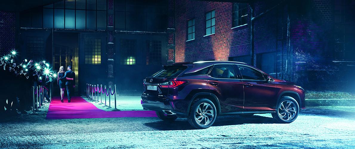 Lexus RX.