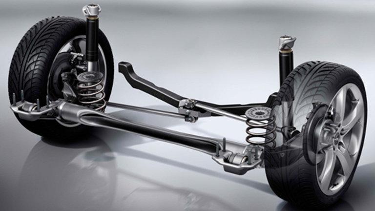 Opel Astra подвески