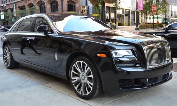 Rolls Royce Ghost EWB .