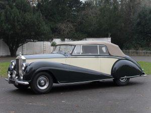 Rolls Royce. Silver Wraith .