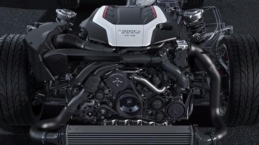 audi a5 двигатель
