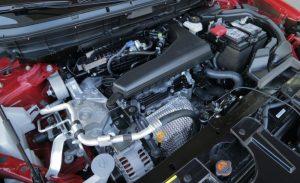двигатель 2.5 х трейл