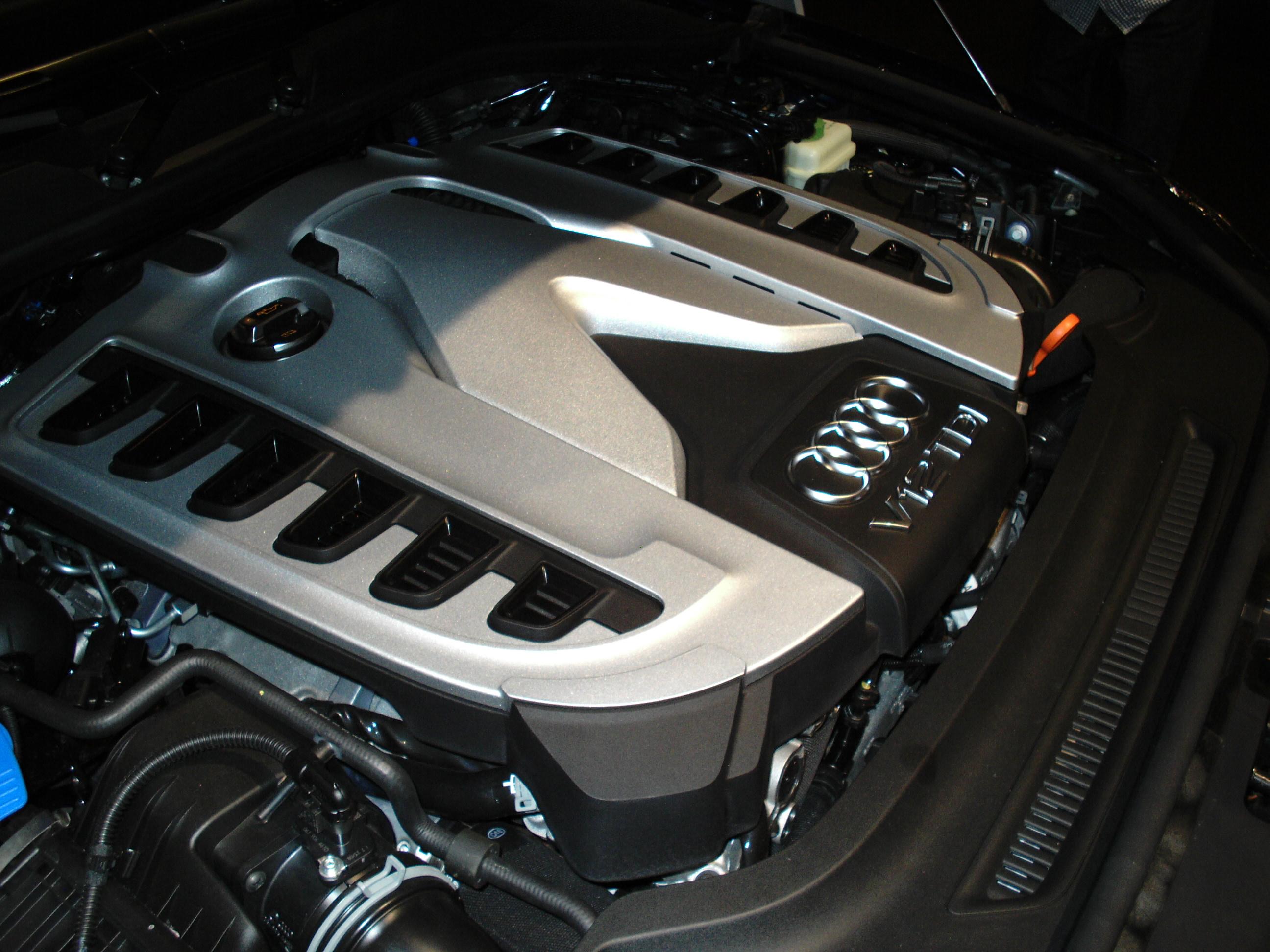 двигатель Ауди Ку7