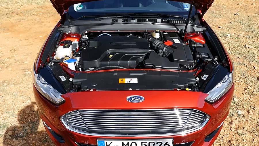 форд мондео технические характеристики