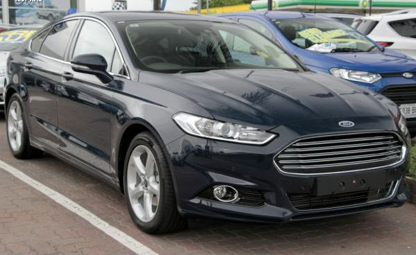 ford mondeo trend 2018