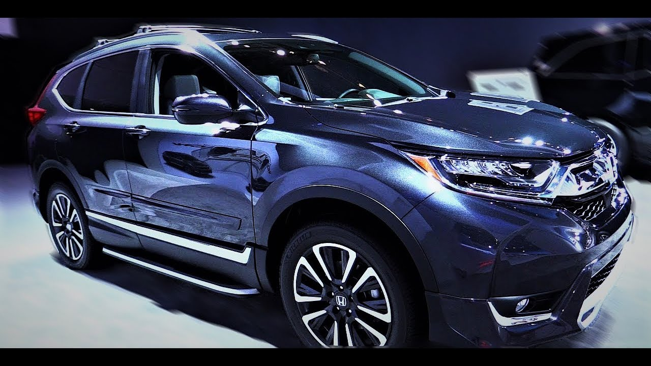 honda cr v touring