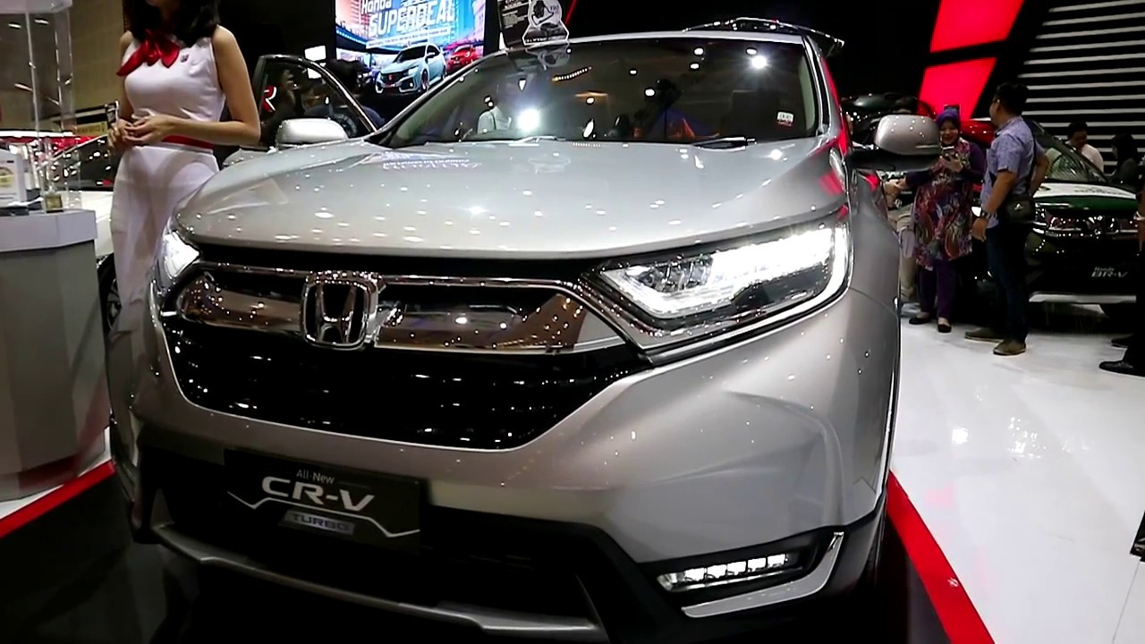honda crv turbo