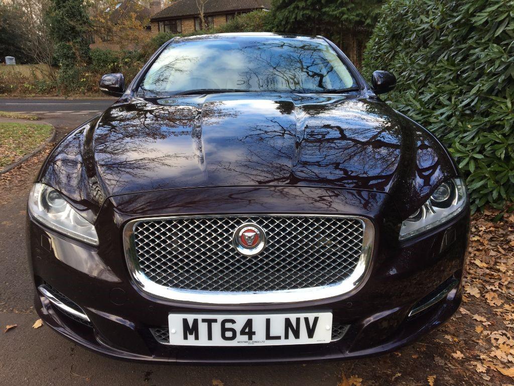 jaguar xj 770 фасад