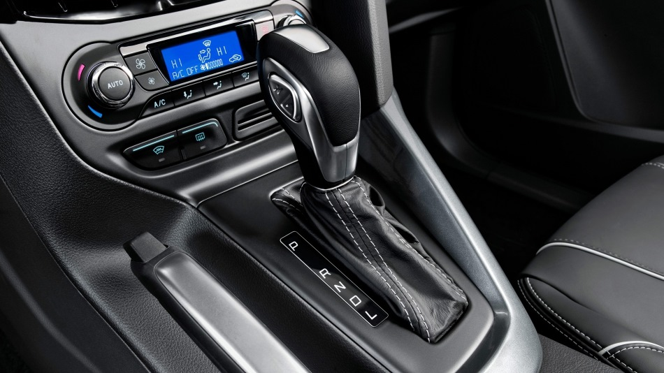 коробка powershift ford