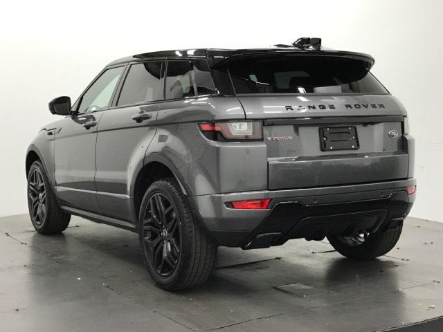 range rover evoque вид сзади