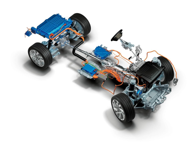 range rover sport шасси
