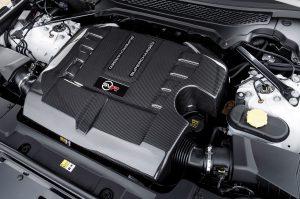 range rover sport svr 2018 engine