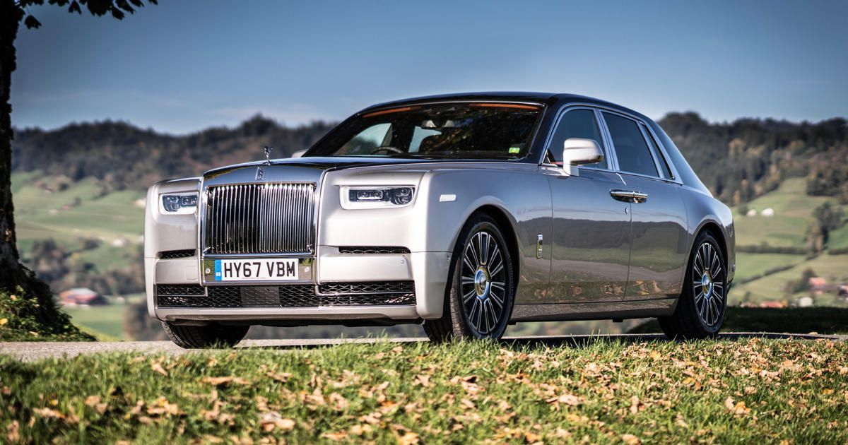 royce ghost