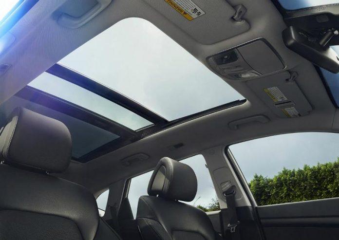 стеклянная крыша Hyundai Tucson