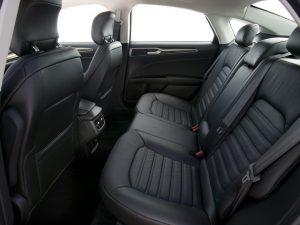 задние сиденья форд мондео 5