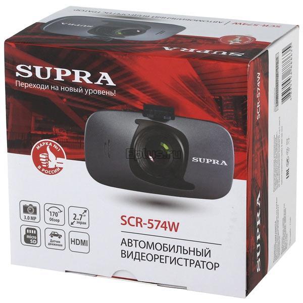 SUPRA SCR-574W