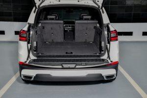 БМВ Х5 g05 багажник