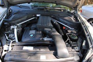 БМВ Х5 g05 двигатель