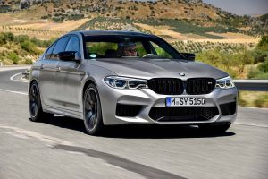 BMW M5 Completition