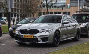 BMW M5 F90.