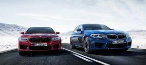 BMW M5 First Edition.