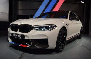 BMW M5 M Performance .