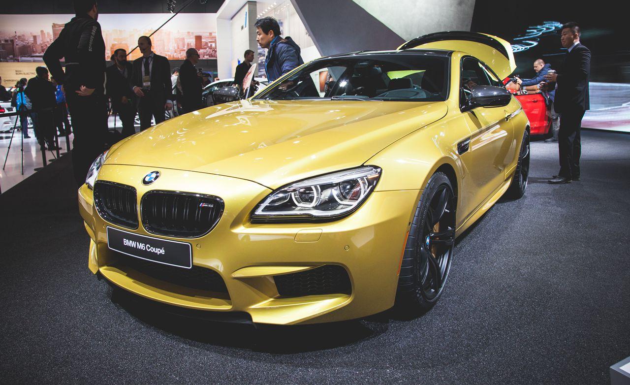 BMW M6 .