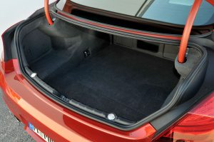 BMW M6 F13 багажник