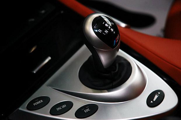 BMW M6 коробка передач