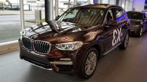 BMW X3 Luxury