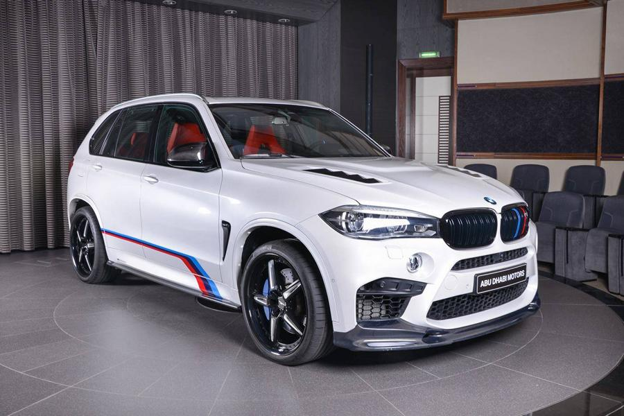 BMW X5M F85 2019