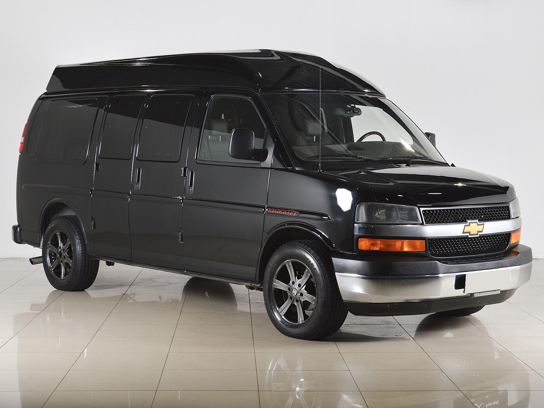 Chevrolet Express чёрный