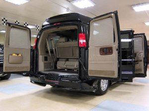 Chevrolet Express комплектации