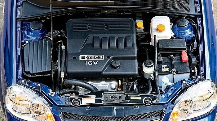 Chevrolet Rezzo двигатель.
