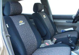 Chevrolet Viva салон