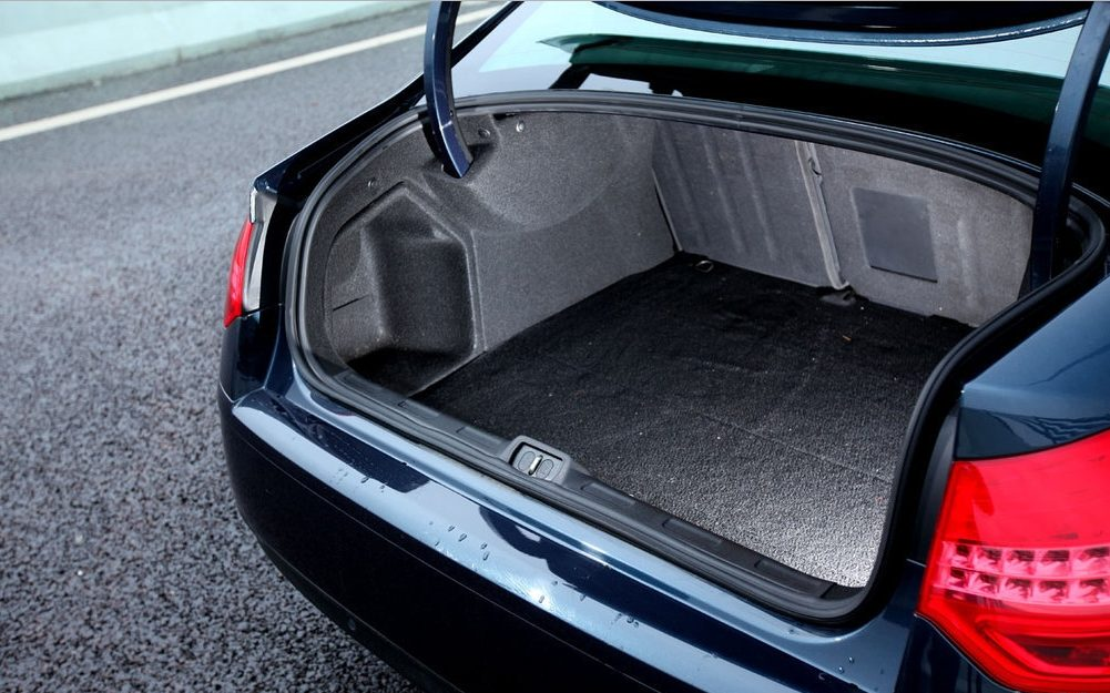 Citroen C5 ii багажник