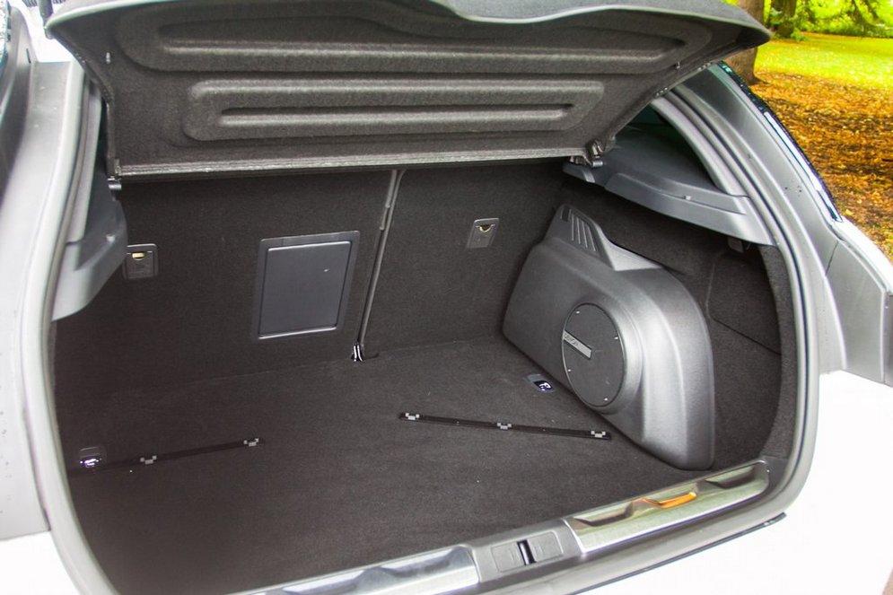 DS5 багажник