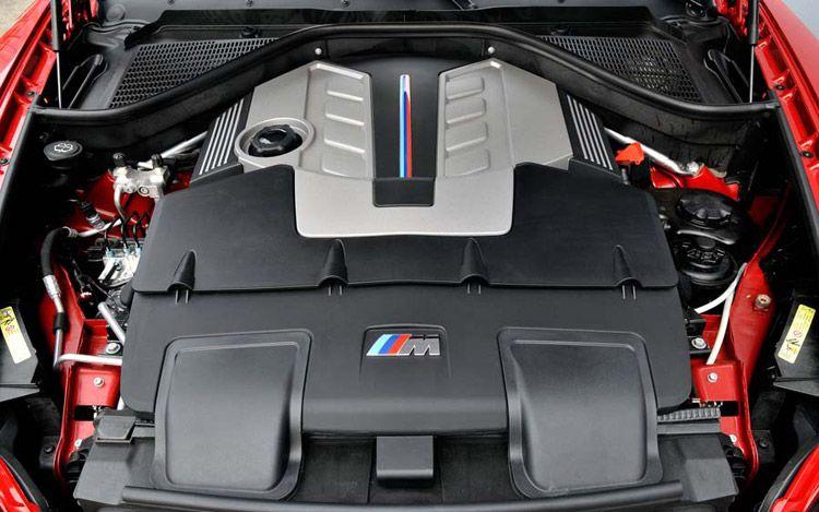 бмв х6 м двигатель